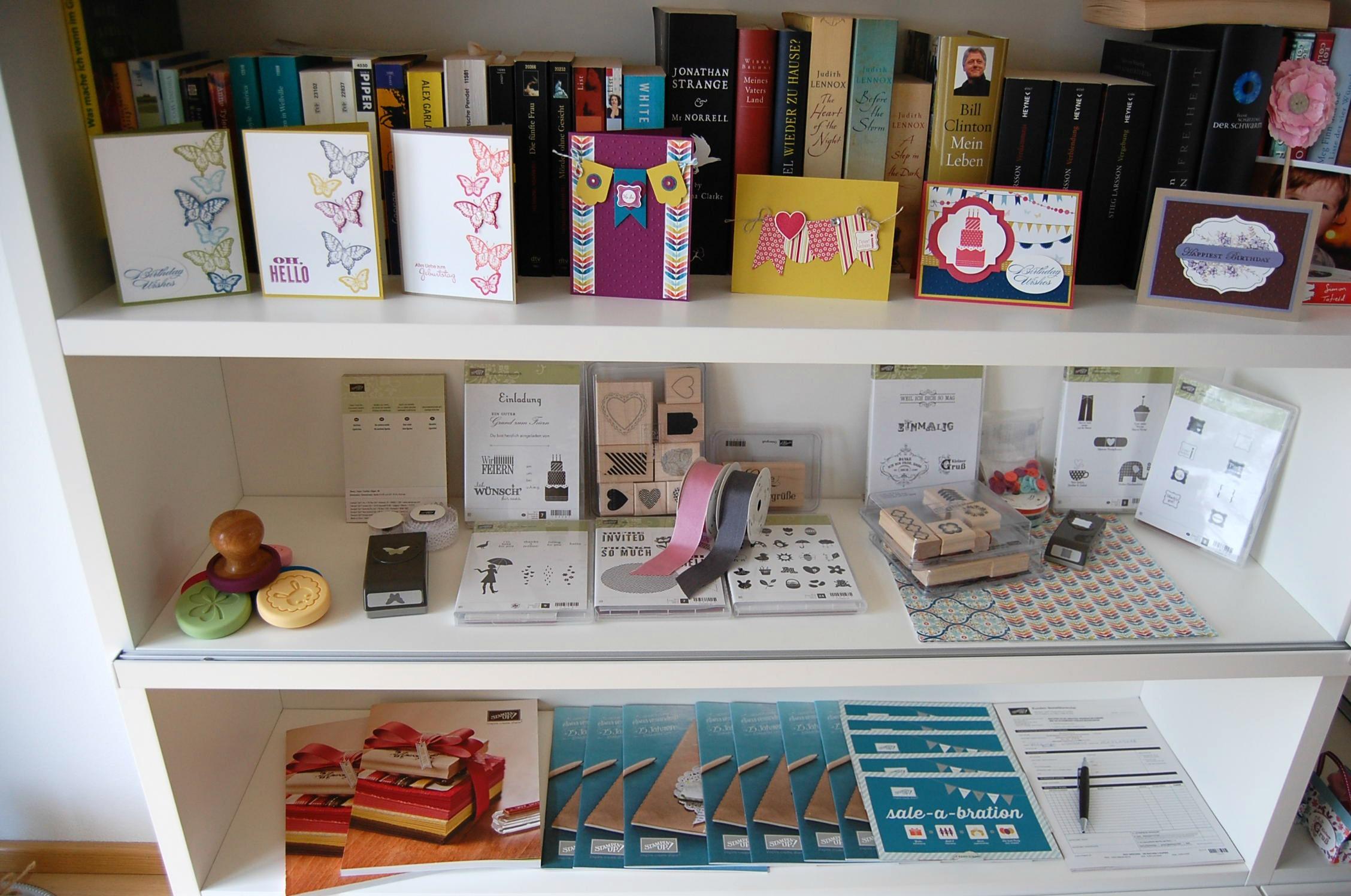 stampin up workshop zum fr hjahrskatalog bei mir zuhause stampin up in m nchen. Black Bedroom Furniture Sets. Home Design Ideas