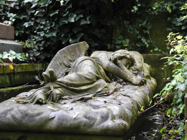 London_Highgate_islington_schlafender engel