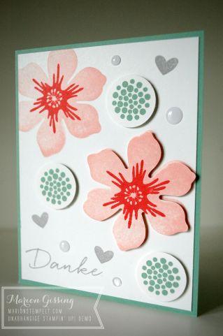 stampinup_beautiful bunch_dankeskarte