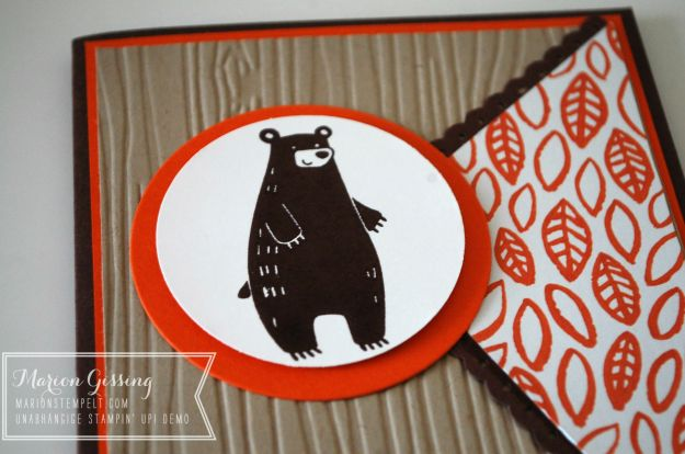 stampinup_thankful forest friends_bär
