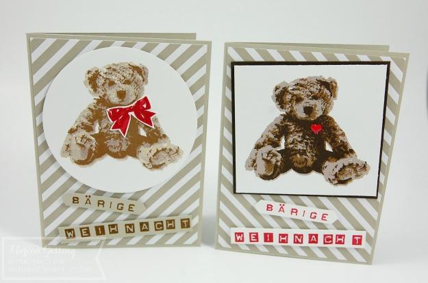 stampinup_baby bear_weihnachtskarten